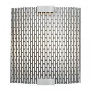 LED Step Light Kit WS290 Metallic Wall Sconce
