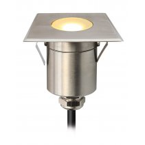 Square LED Stainless Steel Step Light