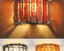 WS162 Wall Sconce Xylo