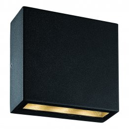 Lux Square Open Black